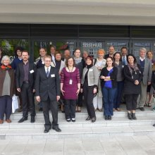 "international conference ""Humanist Greek in Early Modern Europe..."" Tartu, 2014, Photo: Bartocz Awianowitz"