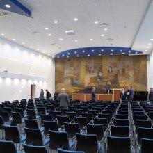 Konverentsikeskuse saal